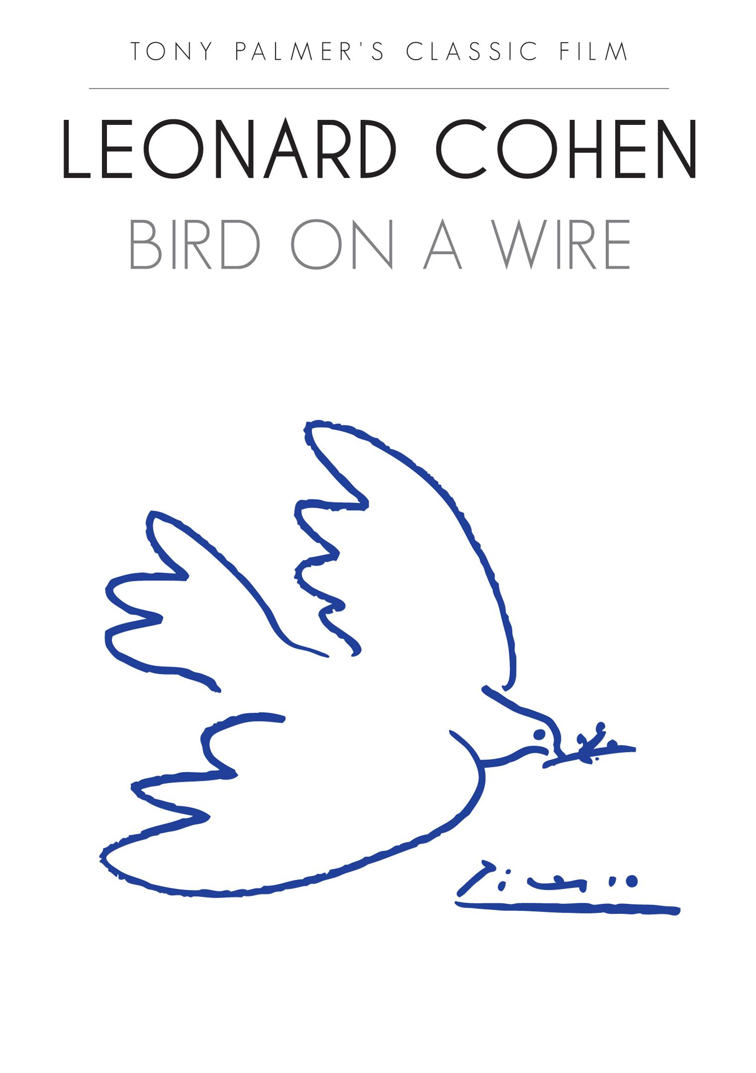 Ultratopbe Leonard Cohen Bird On A Wire Dvd